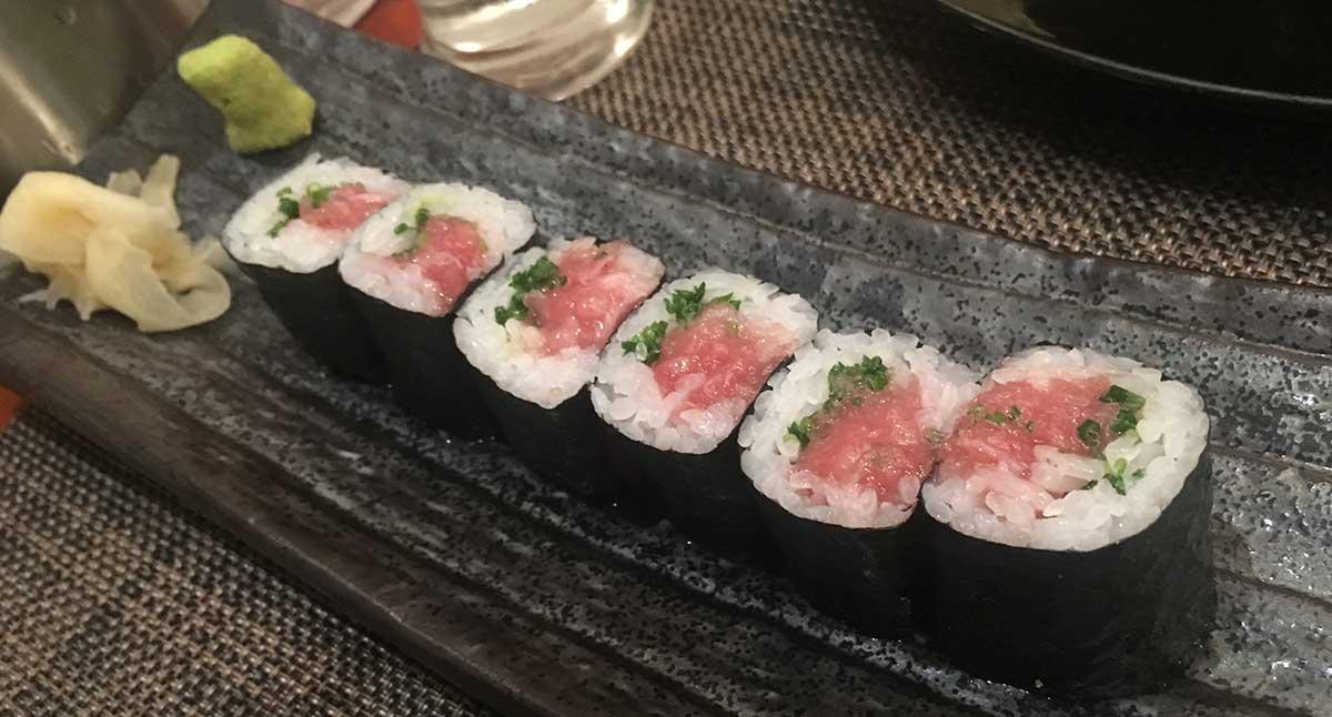 Miyama flor baja madrid, cocina japonesa