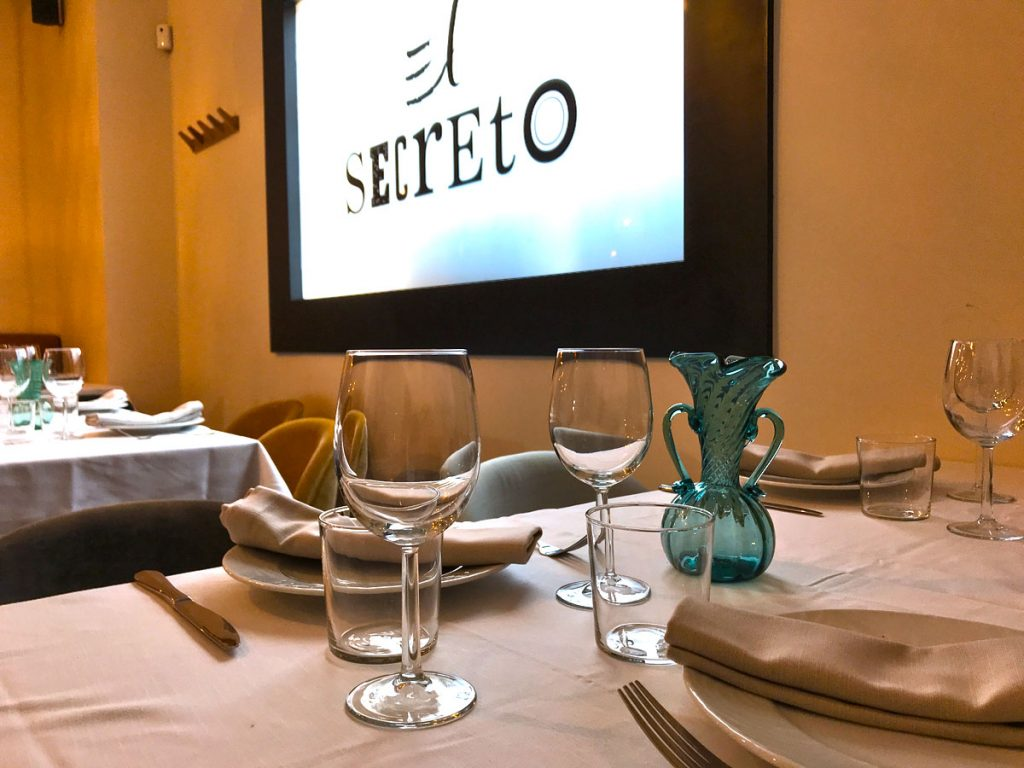 Restaurante El Secreto de Galileo