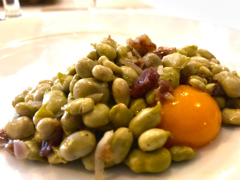 Restaurante El Secreto en la calle Galileo de Madrid