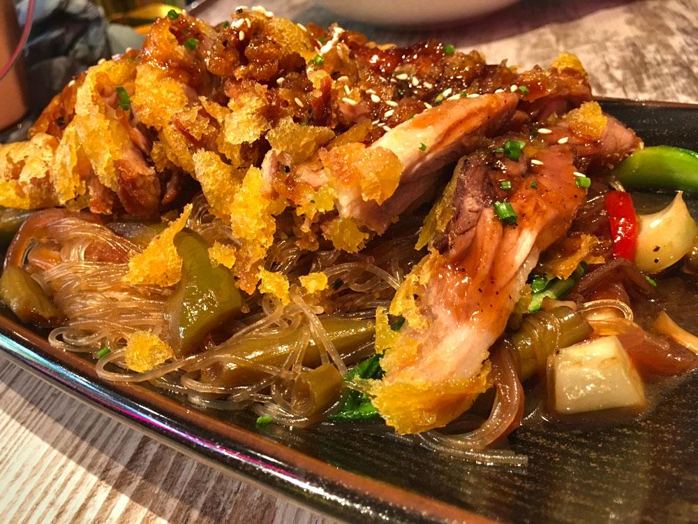 Asia Asako, cocina asiática en Madrid