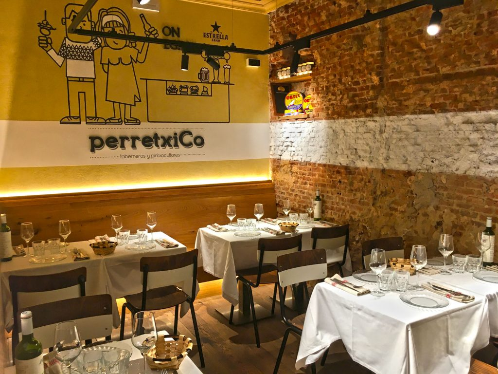 PerretxiCO Madrid